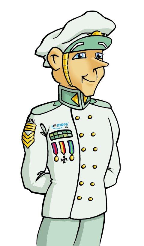 AbitMORE SCM Commander - mascotte